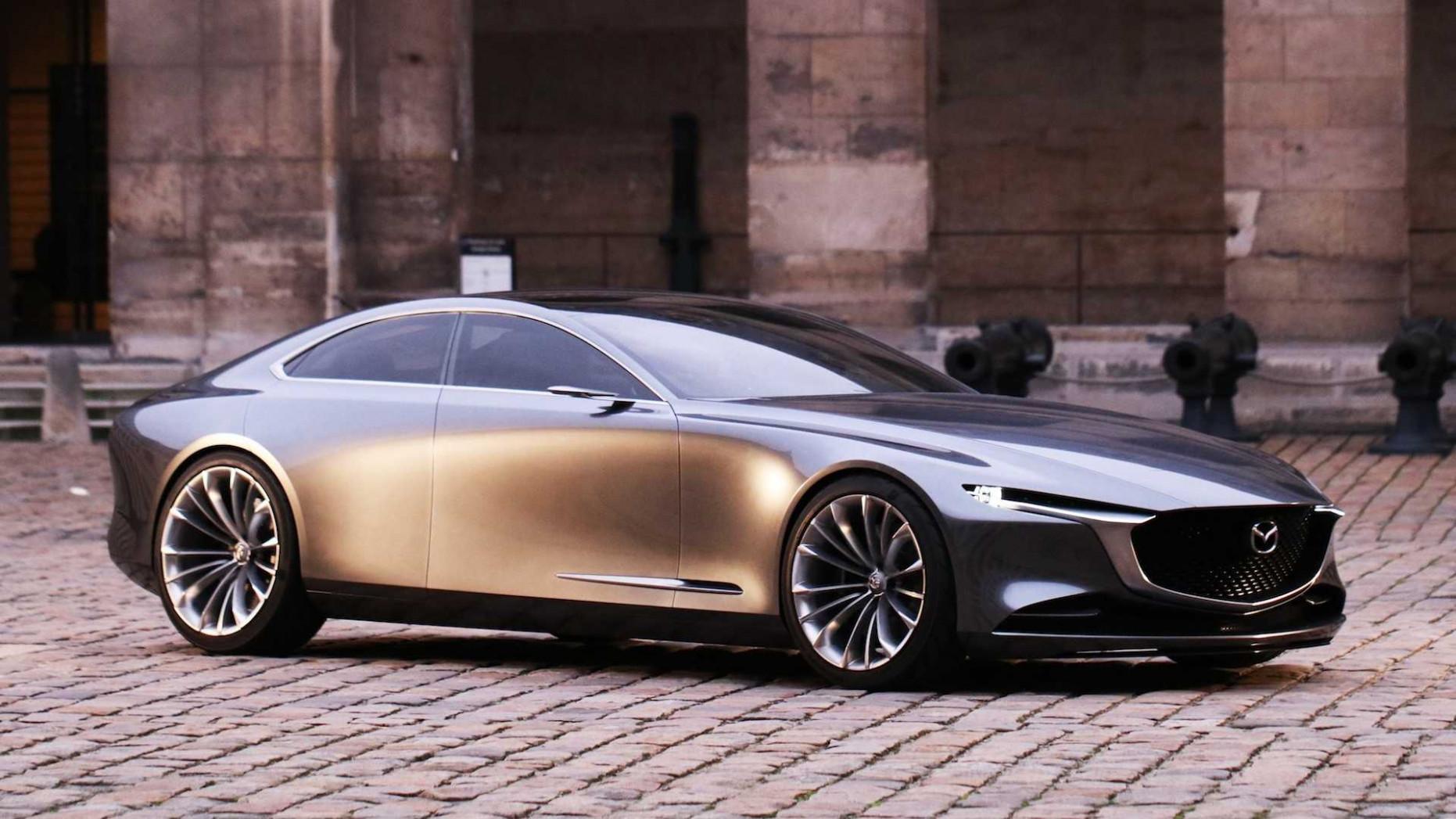 New Concept 2022 Mazda 6s