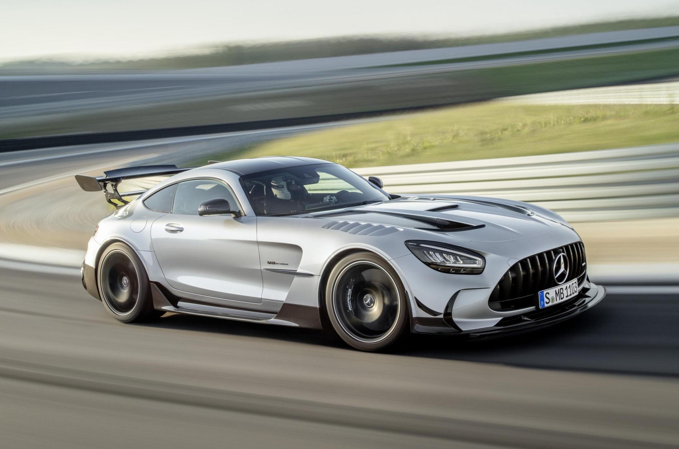 New Concept 2022 Mercedes AMG GT