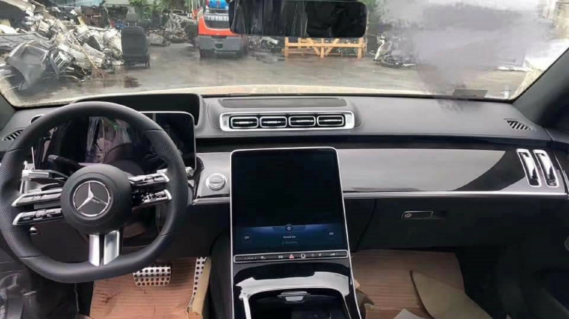 Research New 2022 Mercedes S Class