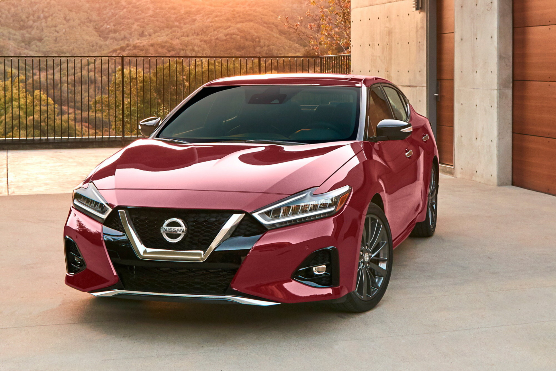 Specs and Review 2022 Nissan Maxima