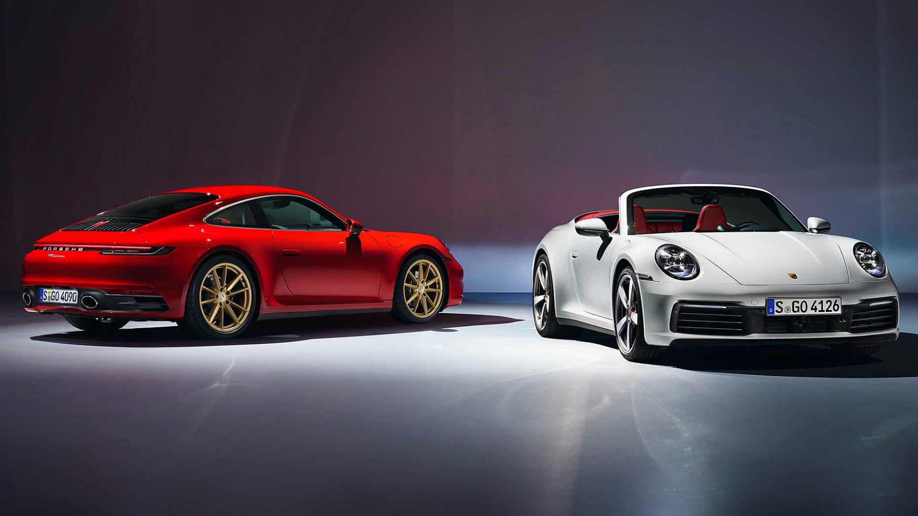 Research New 2022 Porsche 911