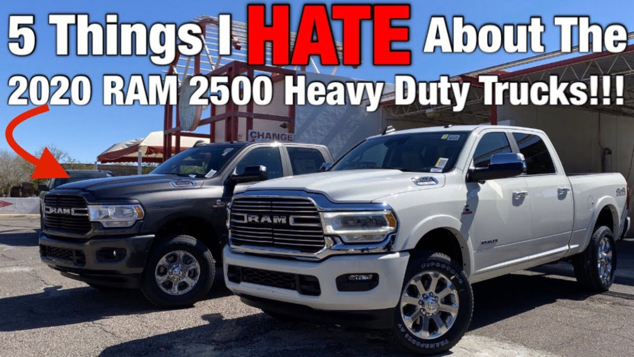 Release Date and Concept 2022 Ram 3500