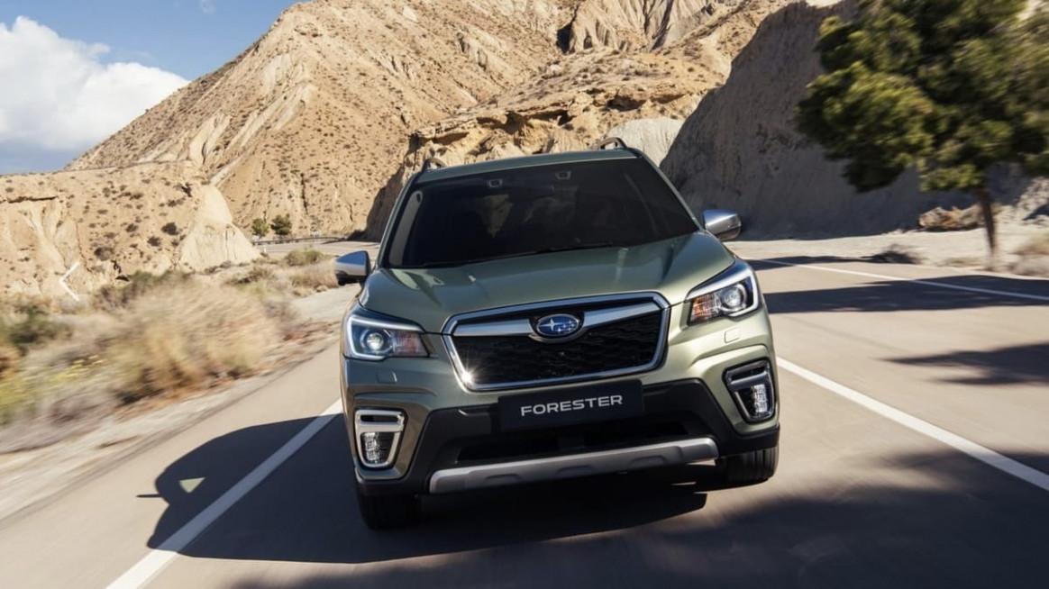 Model 2022 Subaru Forester Release Date