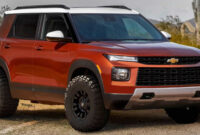 Specs and Review 2022 The Chevy Blazer