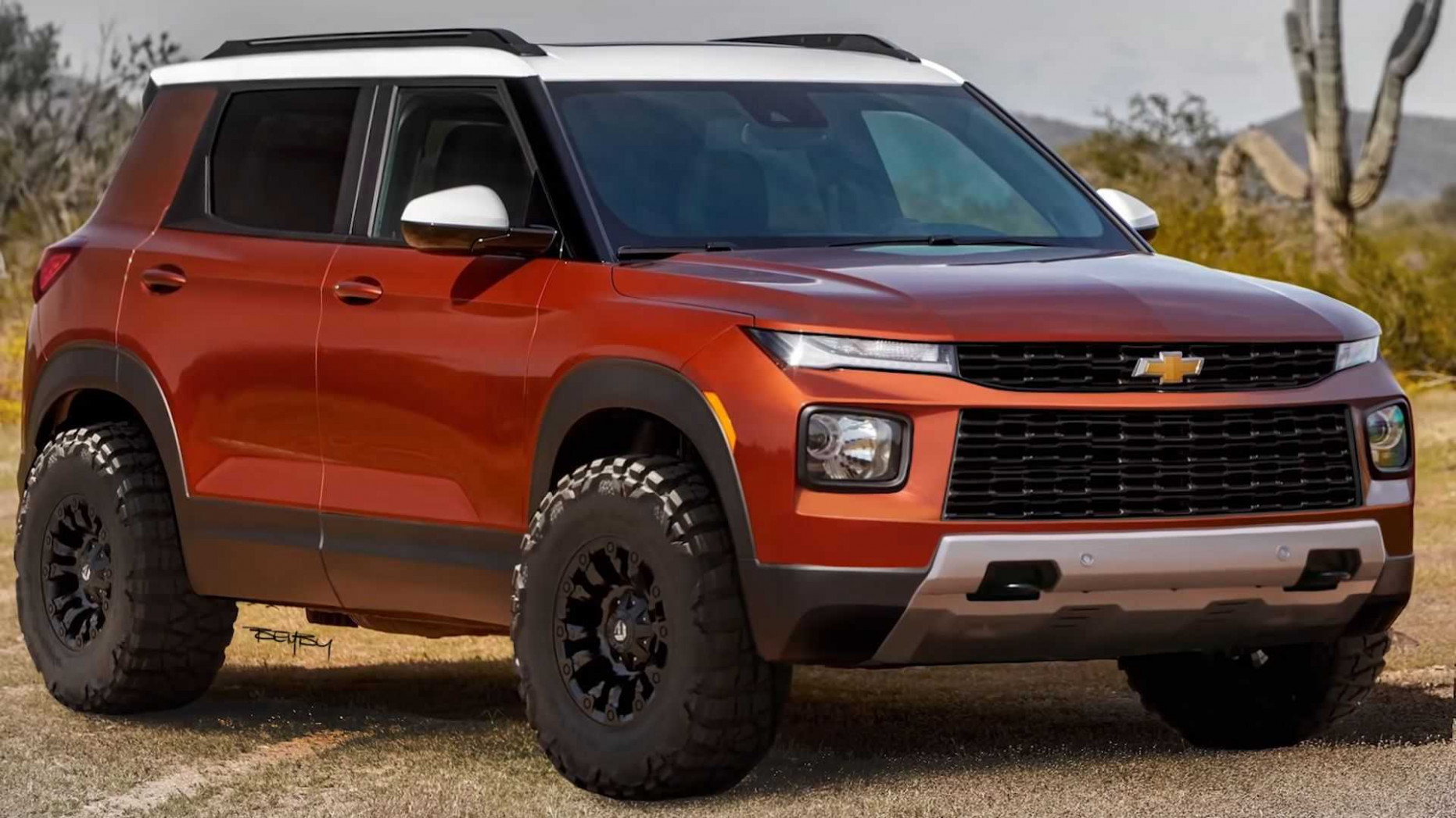 Price, Design and Review 2022 The Chevy Blazer