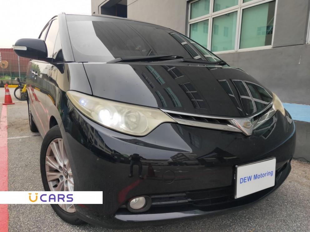 Interior 2022 Toyota Estima