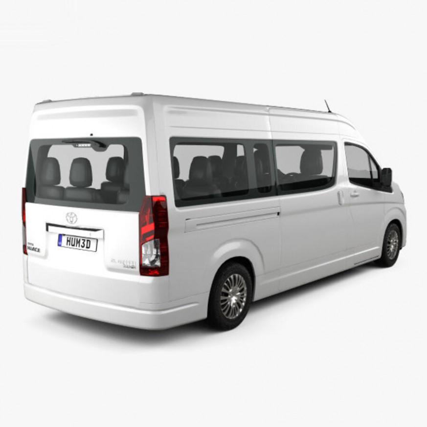 Release 2022 Toyota Hiace