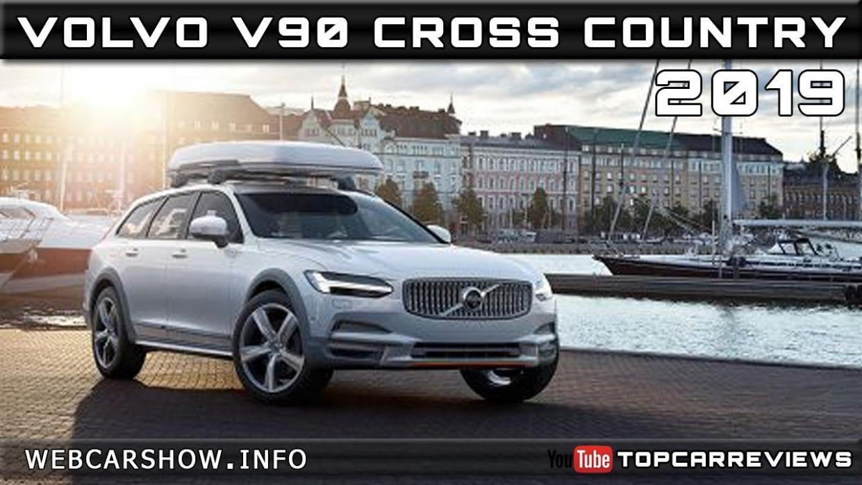Exterior and Interior 2022 Volvo V90 Specification