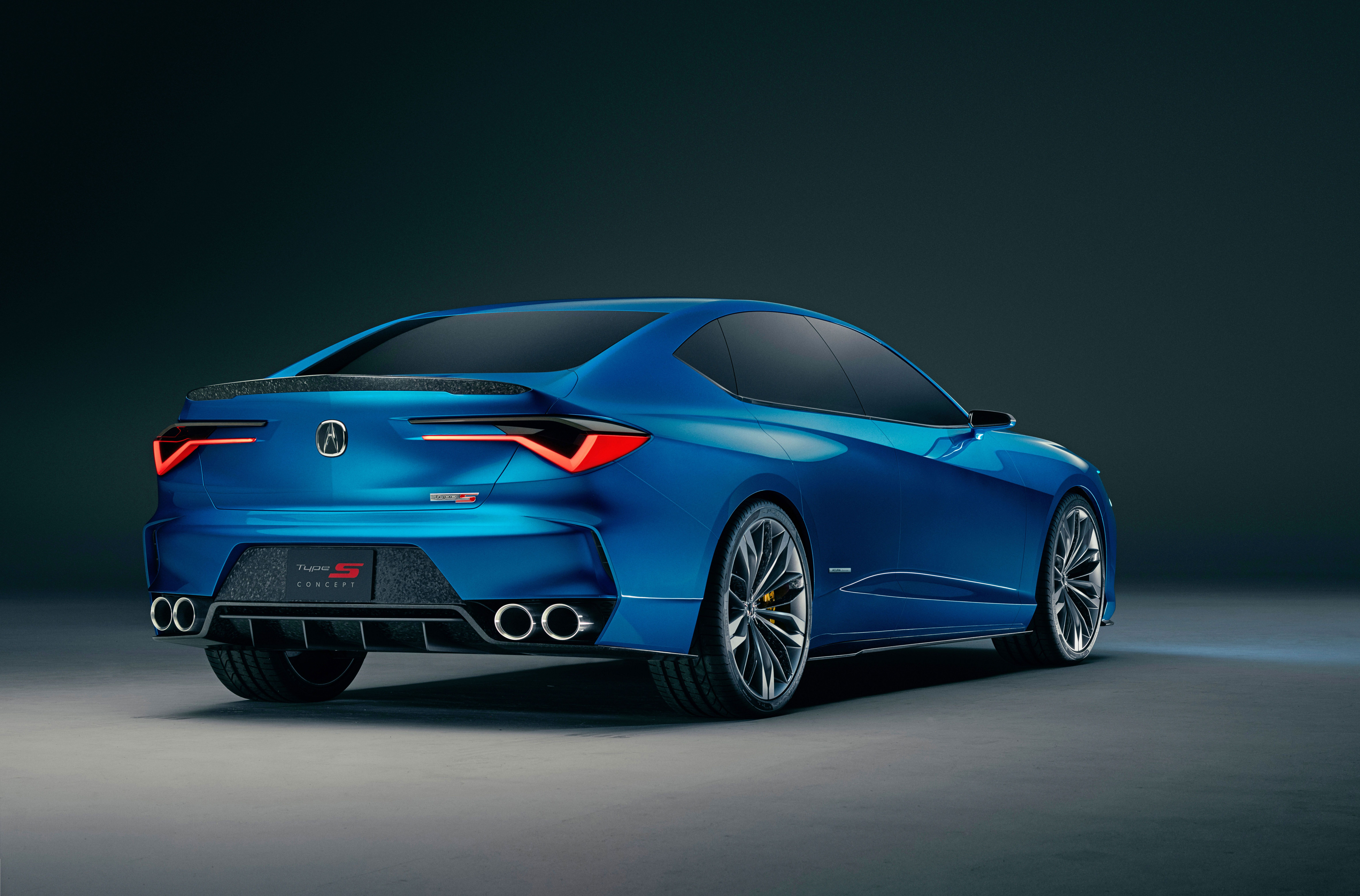 Concept Acura Tlx A Spec 2022
