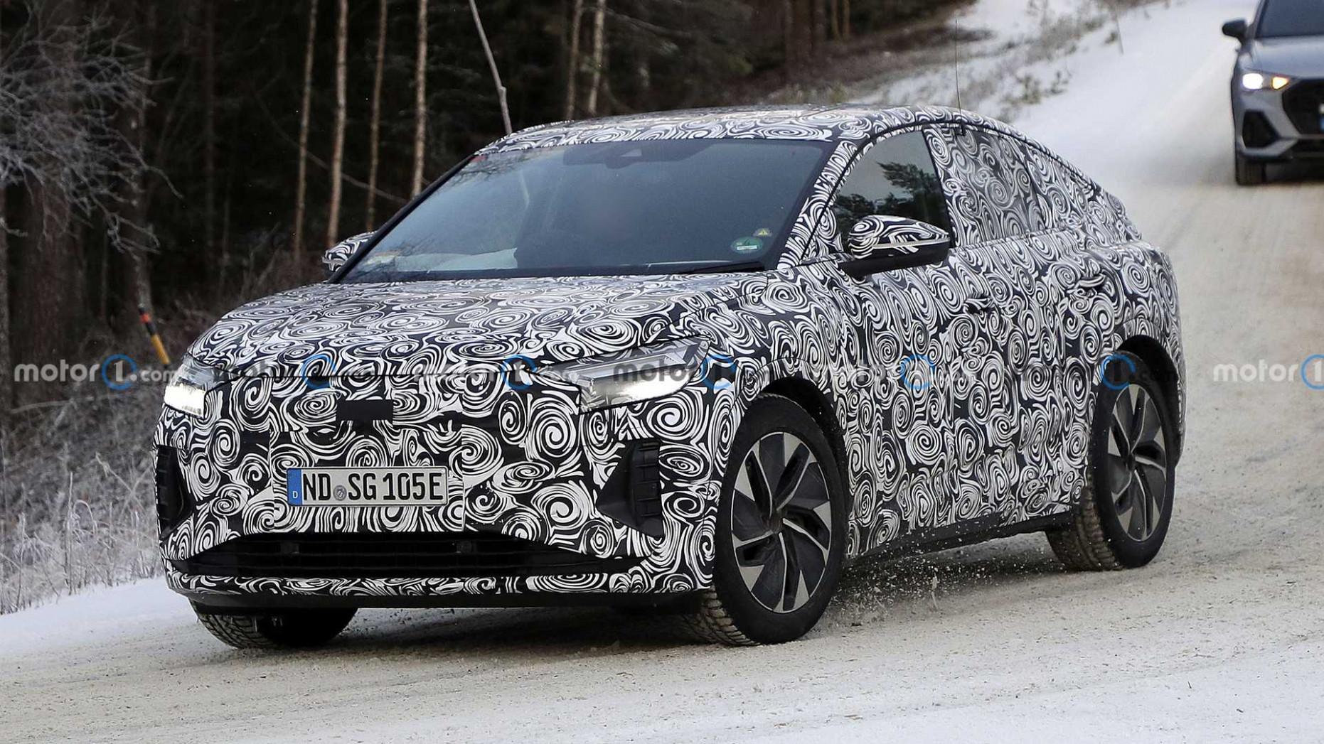 Rumors Audi Q4 2022