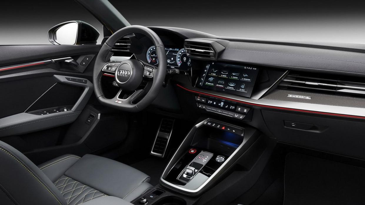 Photos Audi S3 2022