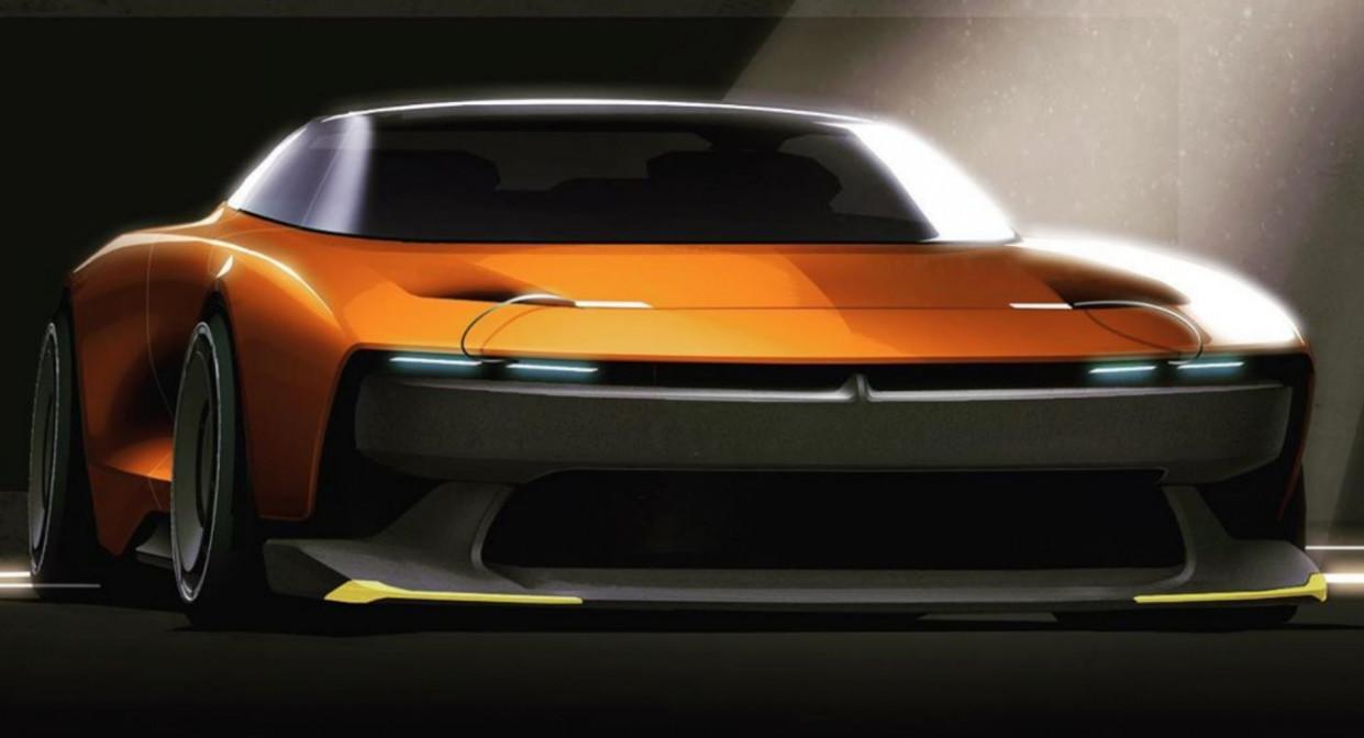 Overview Dodge Challenger Concept 2022
