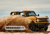 style ford bronco 2022 uk