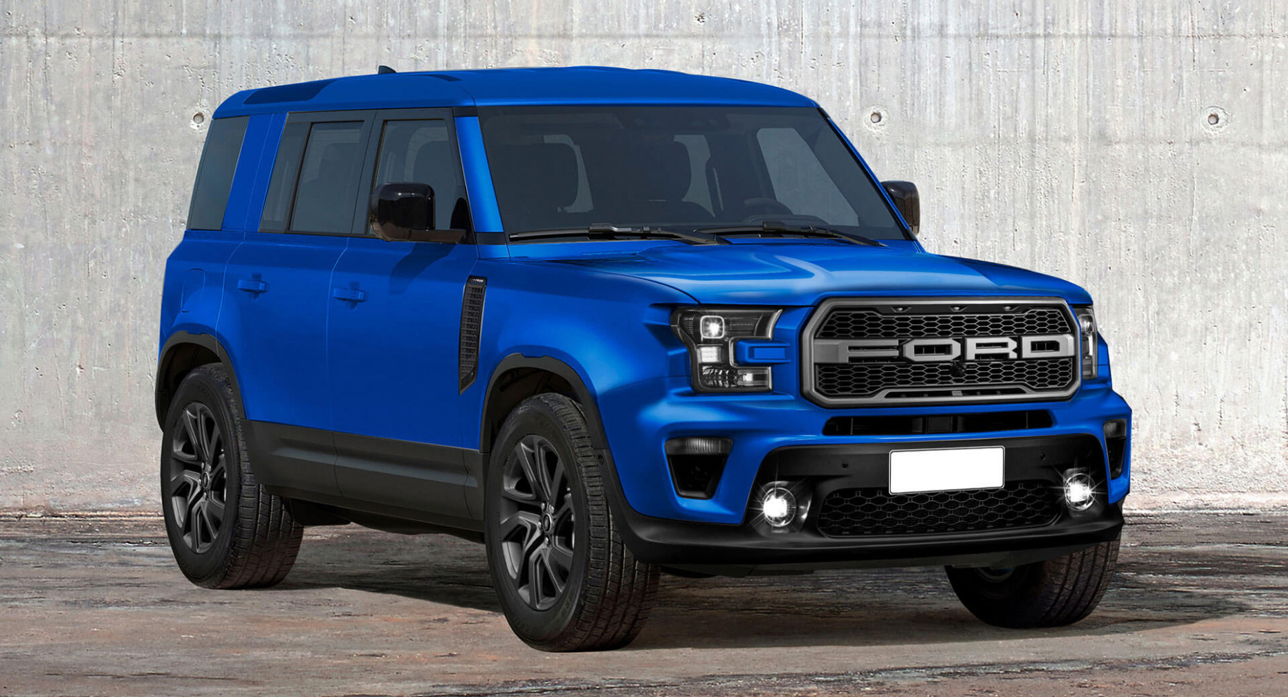 Overview Ford Bronco 2022 Uk