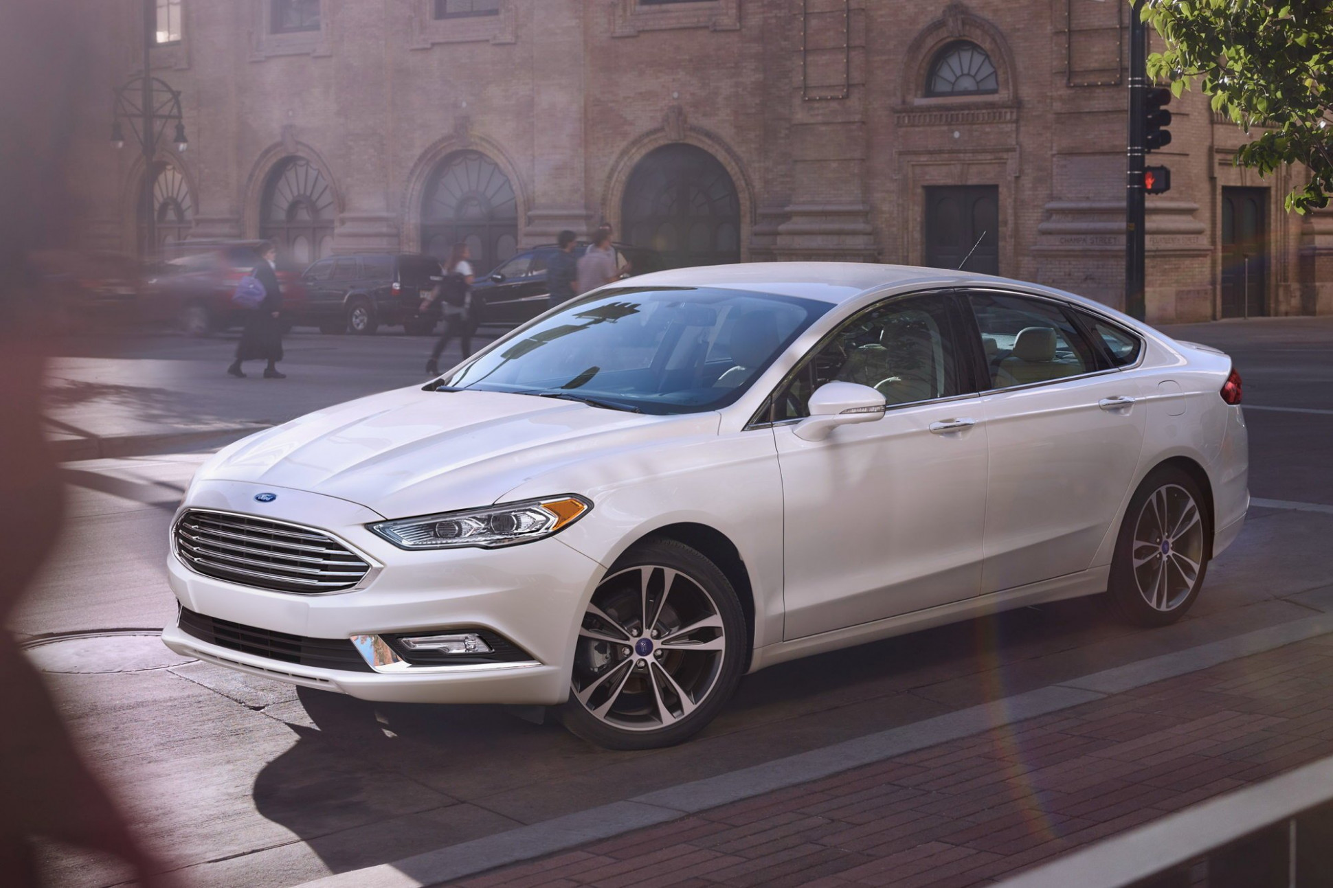 Picture Ford Fusion 2022