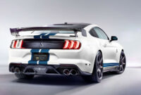 style ford gt500 specs 2022