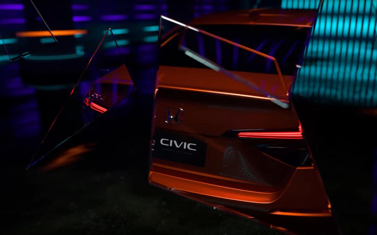 Configurations Honda Civic 2022 Youtube