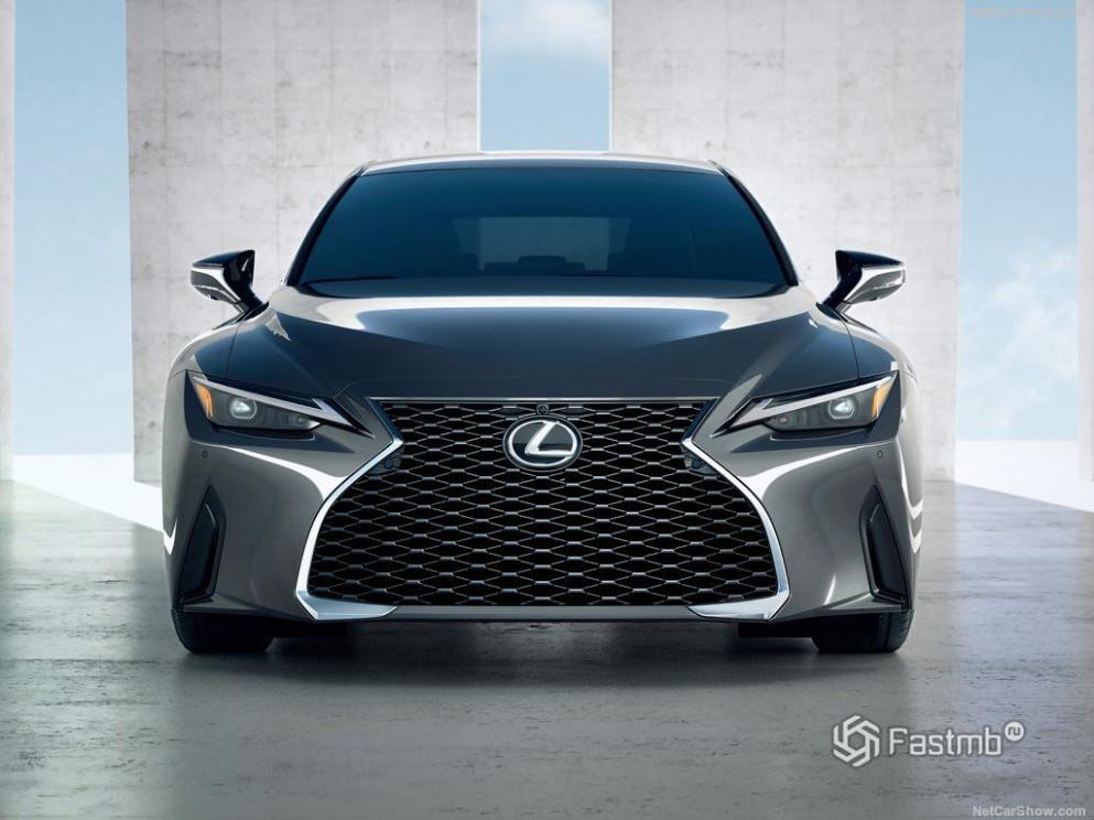 Interior Lexus Gs 2022