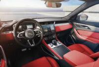 style new jaguar f pace 2022
