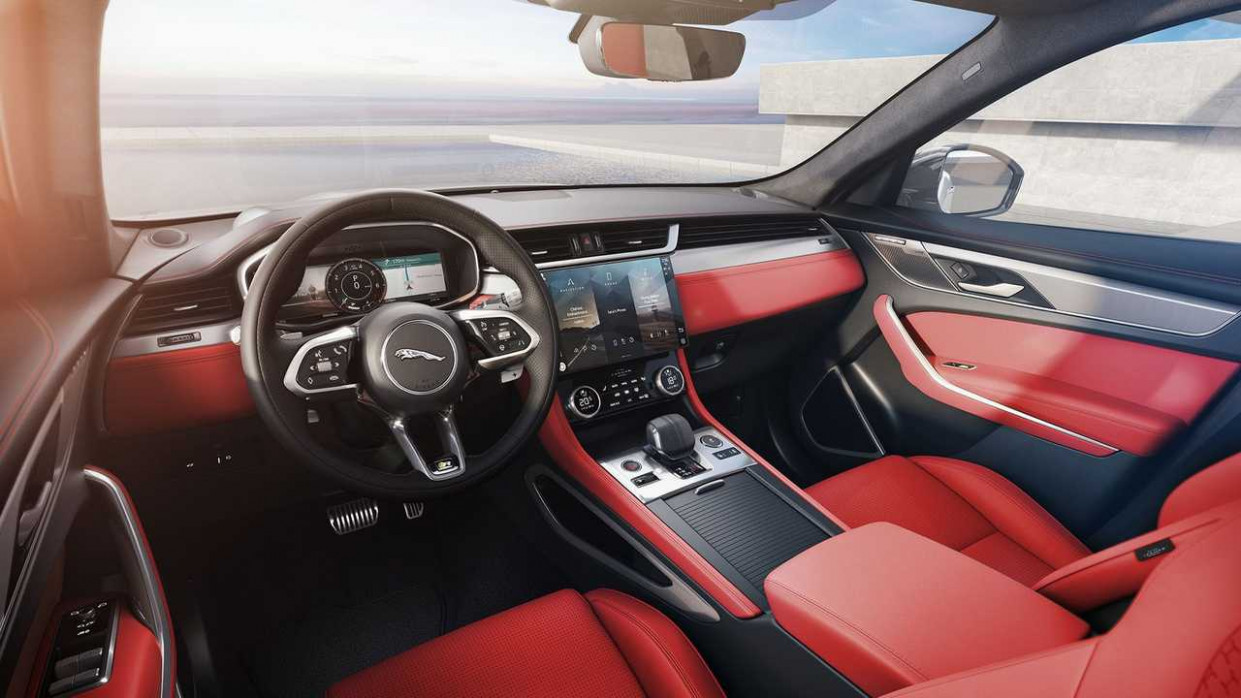Concept and Review New Jaguar F Pace 2022