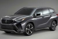 Style Toyota Highlander 2022