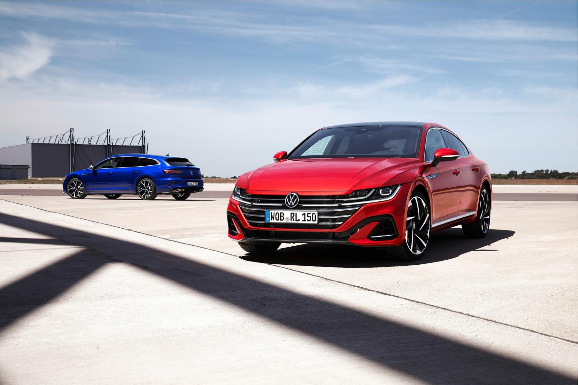 History Volkswagen Arteon 2022