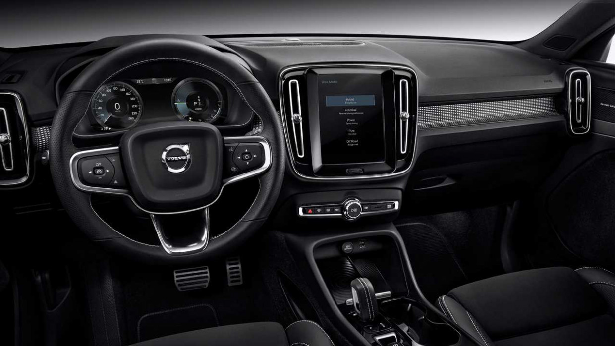 Rumors Volvo Hybrid 2022