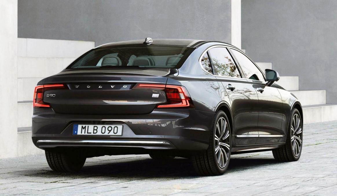 Redesign Volvo V90