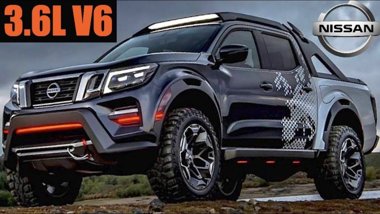 Release Date and Concept When Will The 2022 Nissan Frontier Be Available