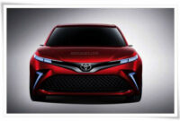 wallpaper 2022 all toyota camry