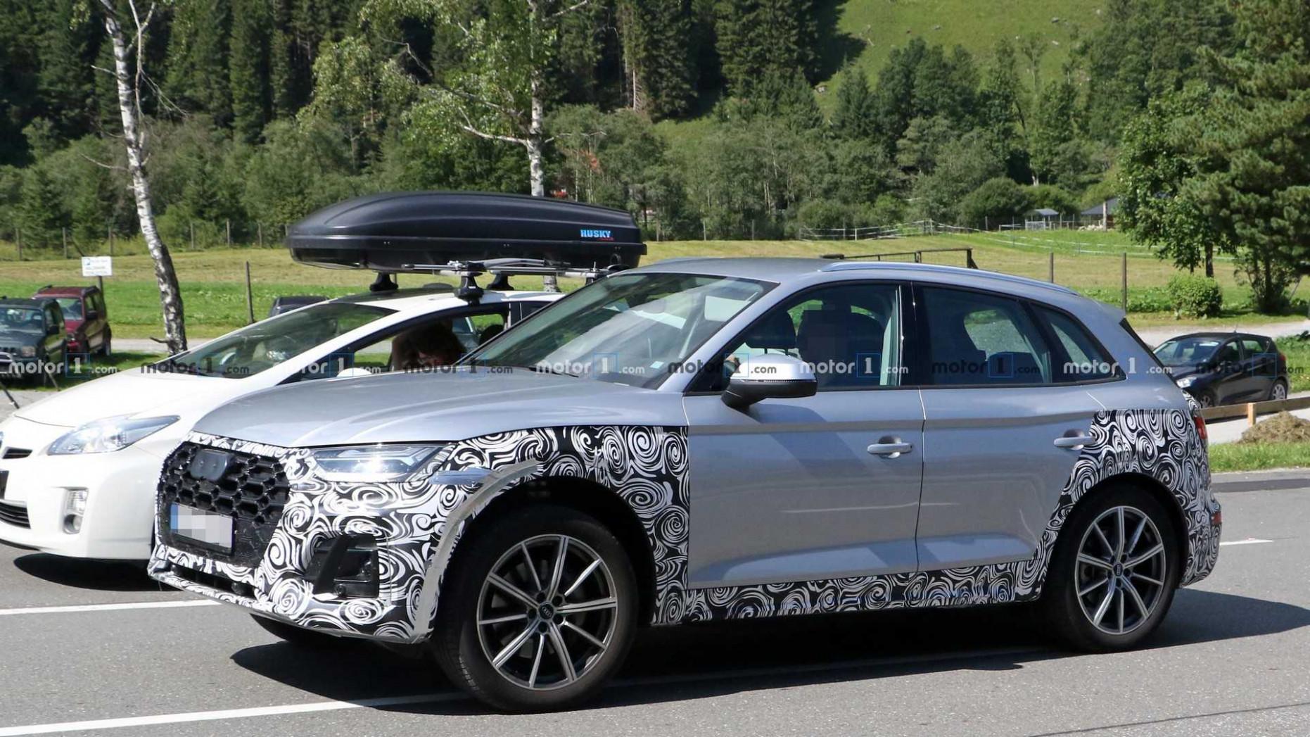 First Drive 2022 Audi Q5