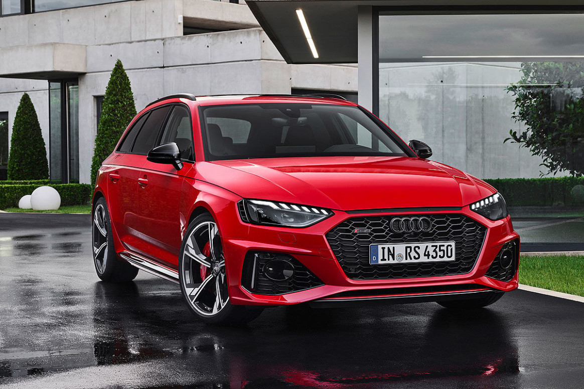 Concept 2022 Audi Rs6 Wagon