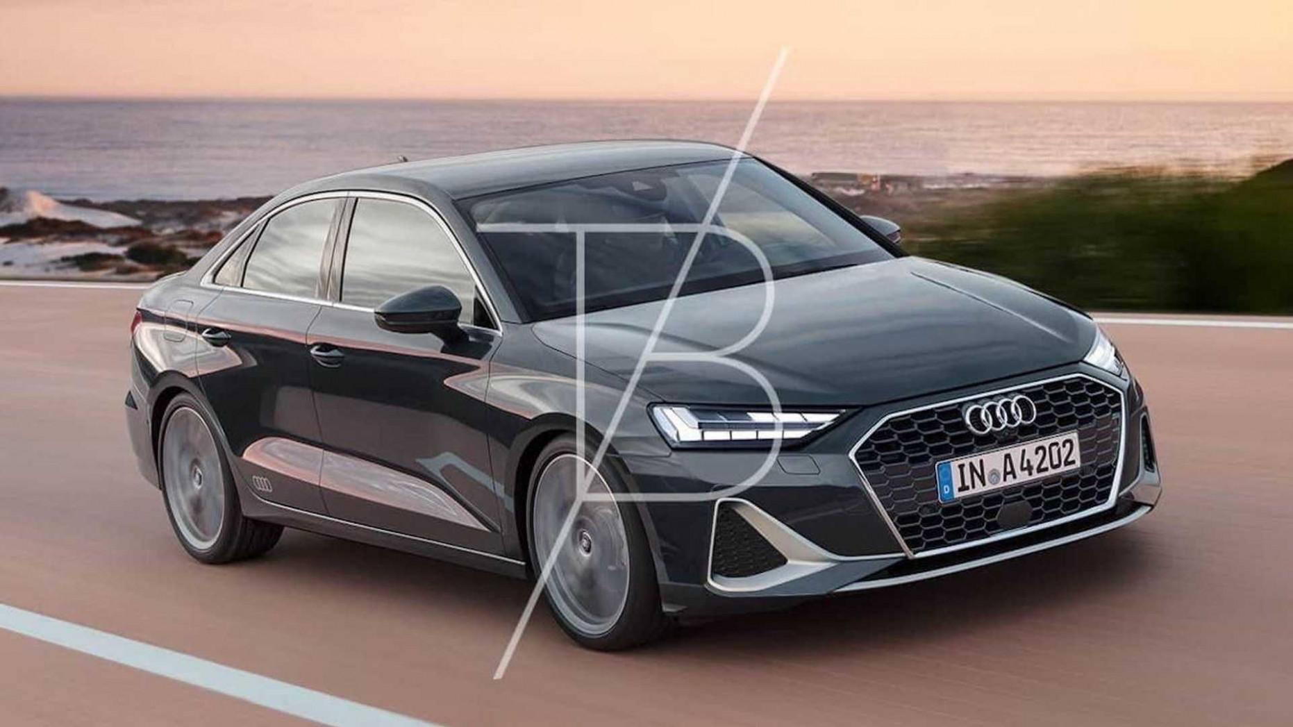 New Concept 2022 Audi S4