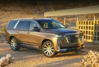 wallpaper 2022 cadillac escalade premium luxury