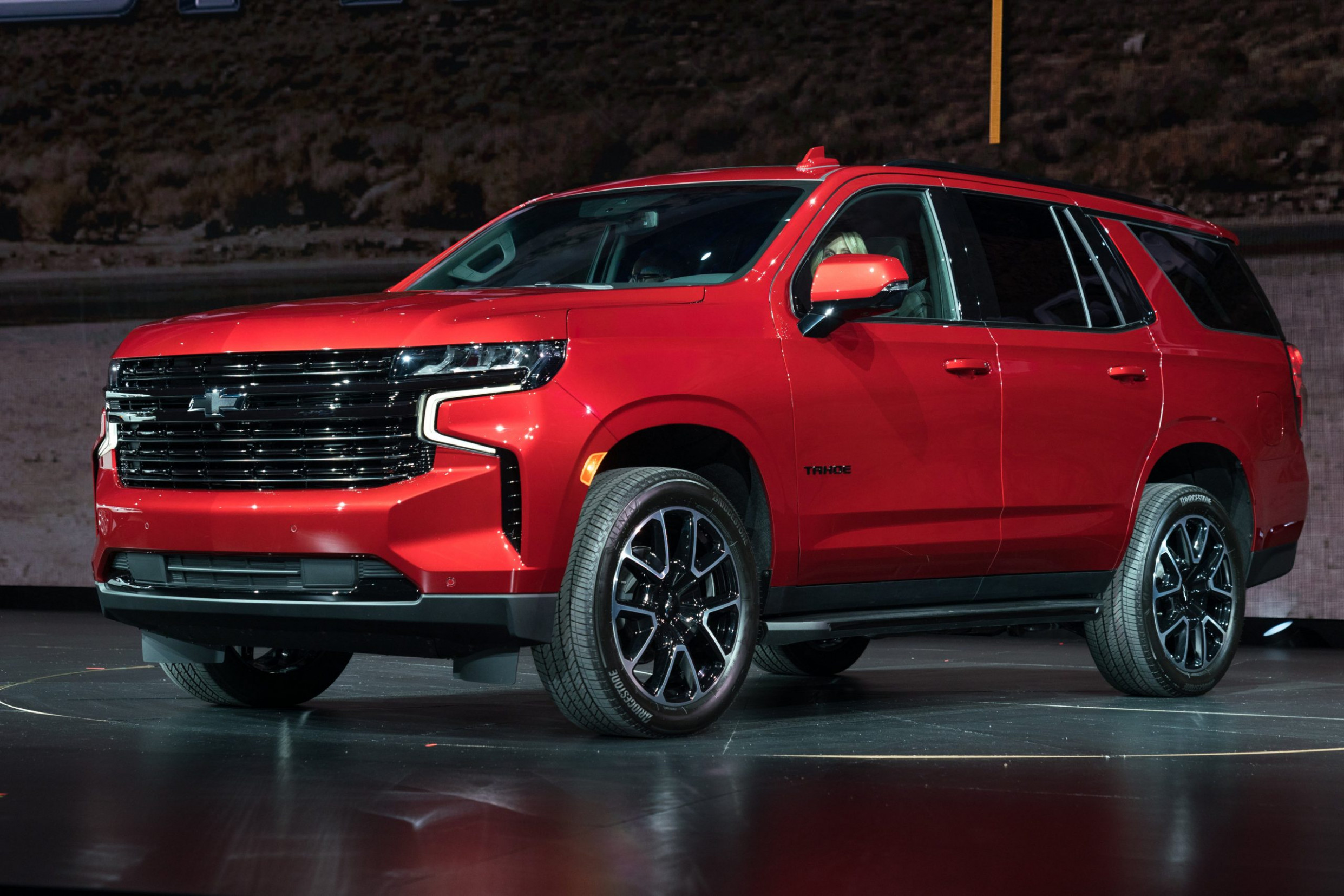 Concept and Review 2022 Chevrolet Suburban