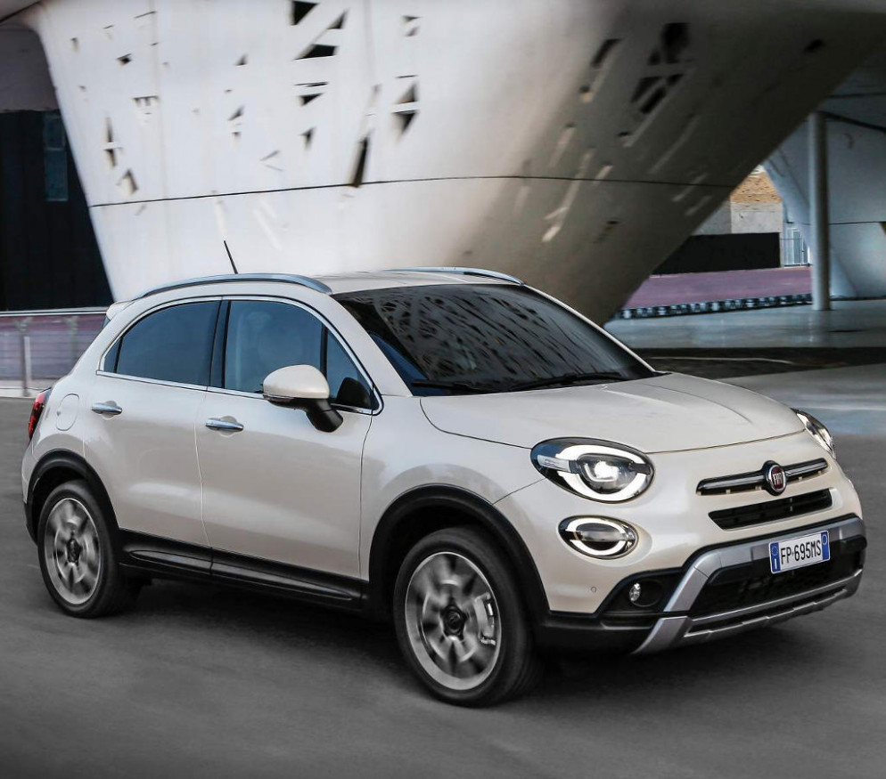New Model and Performance 2022 Fiat 500X