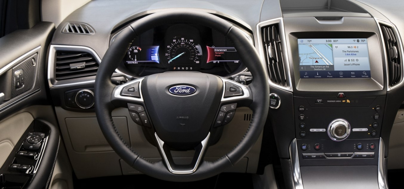 Price, Design and Review 2022 Ford Edge New Design