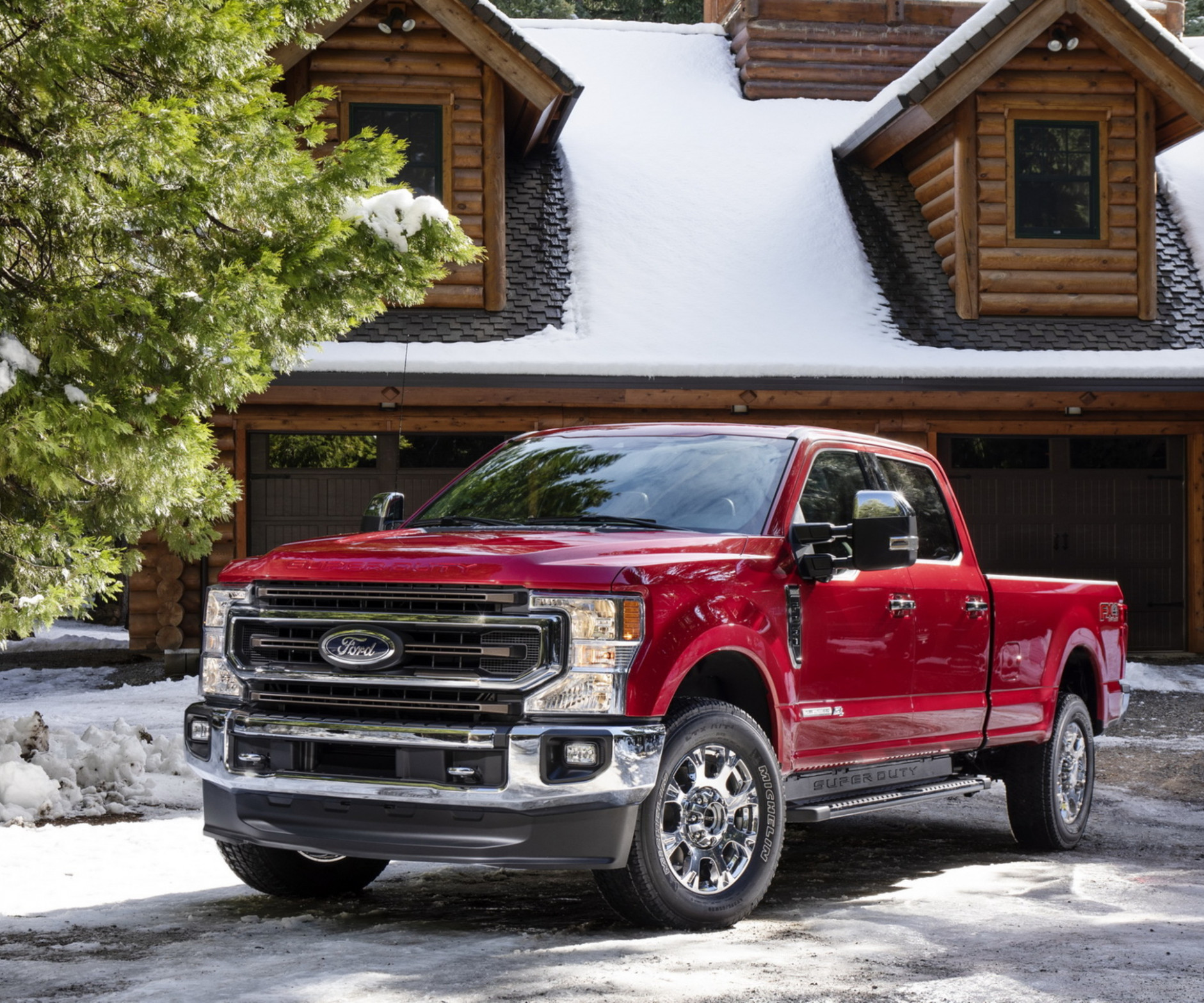 Configurations 2022 Ford F650