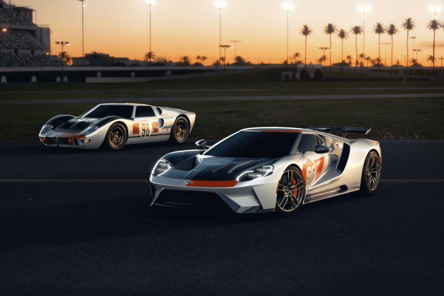 New Concept 2022 Ford GT40
