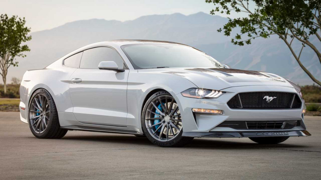 Prices 2022 Ford Mustangand