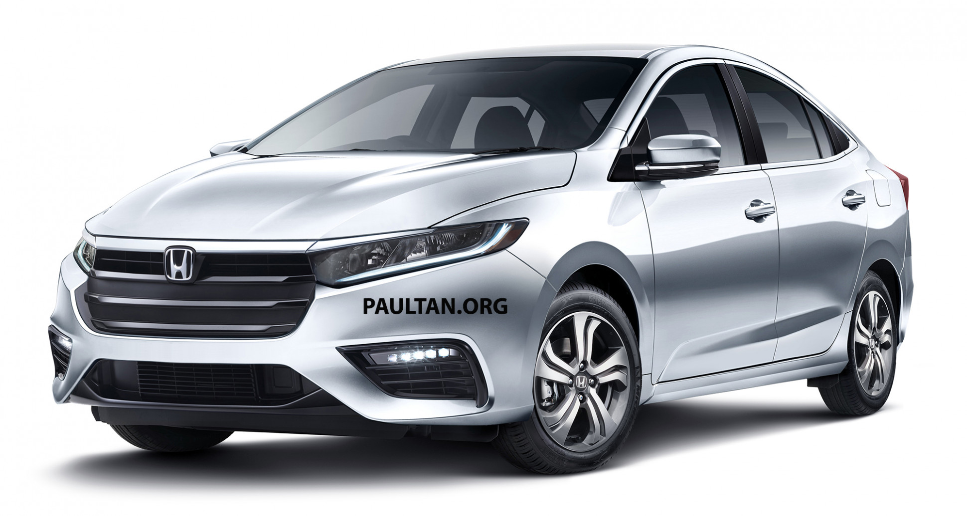 Concept 2022 Honda City