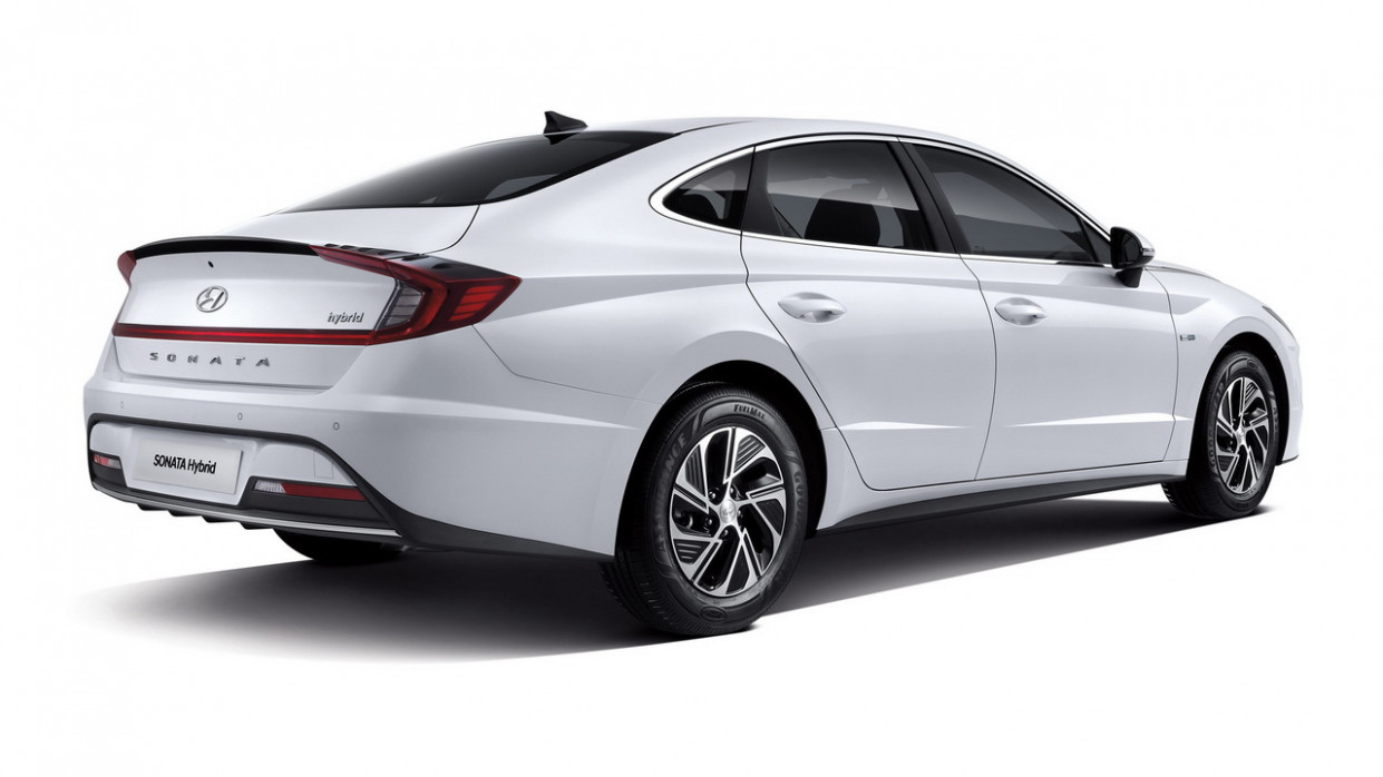 Pictures 2022 Hyundai Sonata Limited