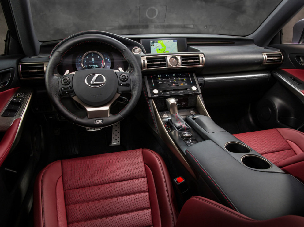 Concept and Review 2022 Lexus IS350