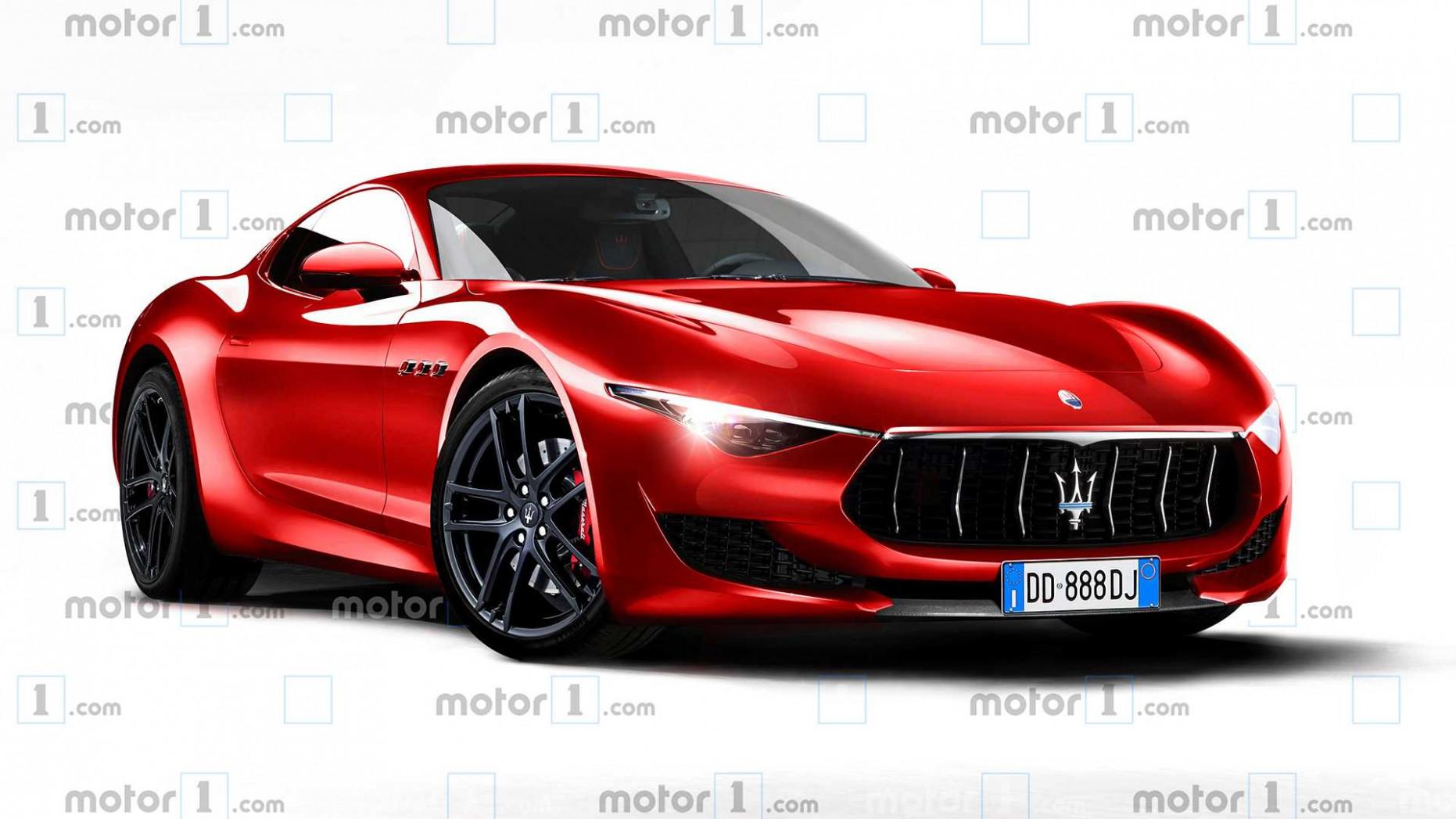Release 2022 Maserati Alfieris
