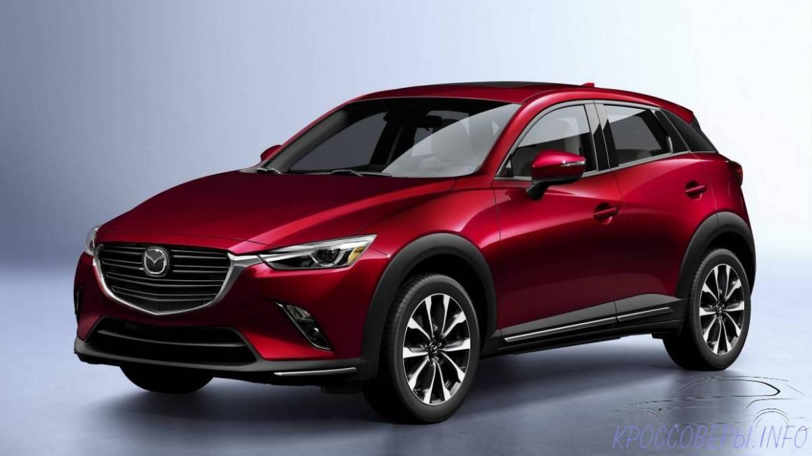Concept 2022 Mazda CX-3