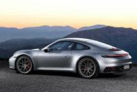 Exterior 2022 Porsche 911