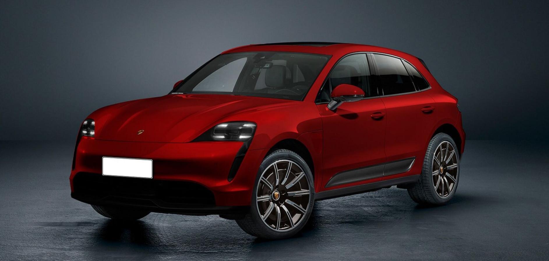 Configurations 2022 Porsche Macan