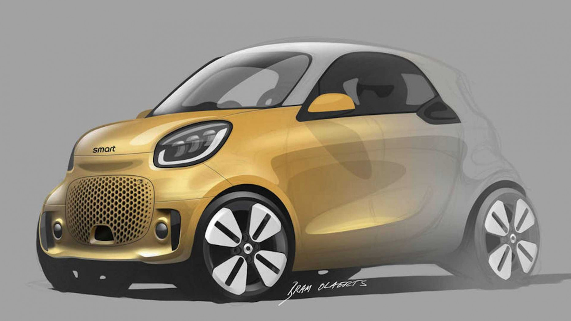 Style 2022 Smart Fortwo
