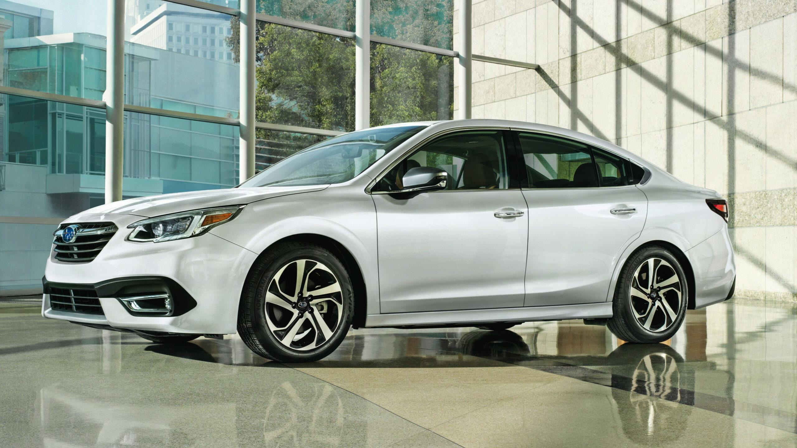 Interior 2022 Subaru Liberty