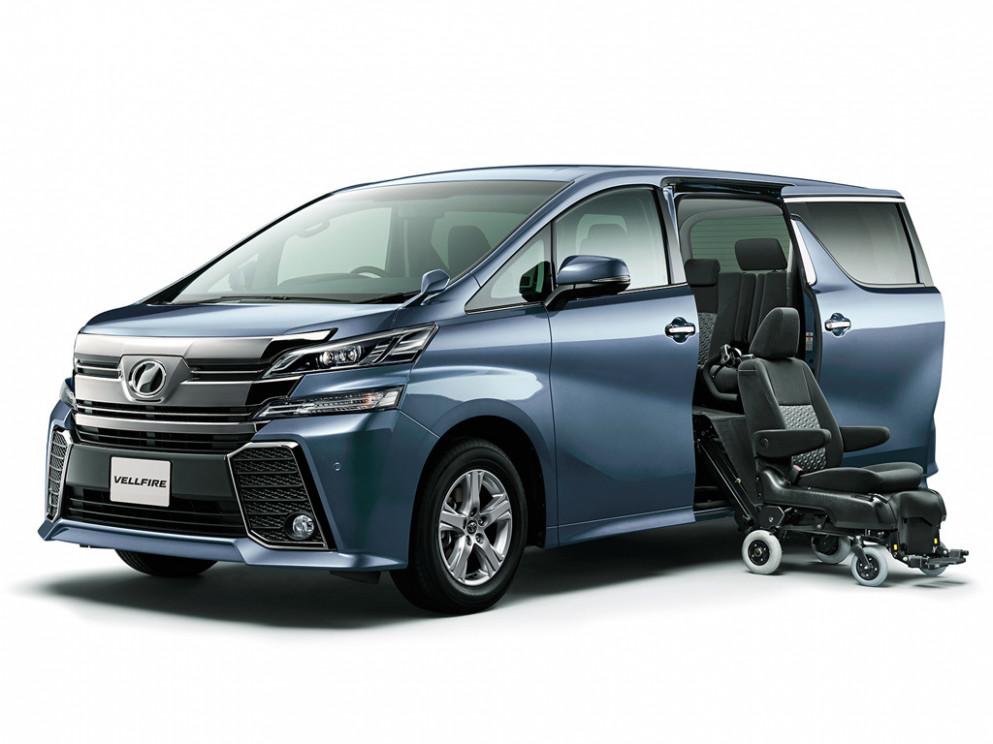 Style 2022 Toyota Alphard